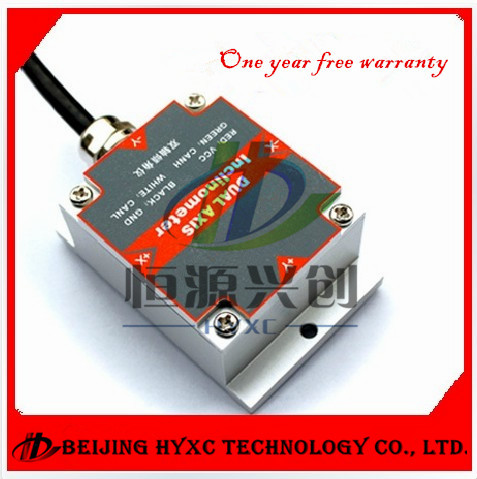 SCA116T Fast Response Single-Axes CAN BUS Type Inclinometer One Axes Tilt Sensor With CAN2.0 Output, Max Range +/-180deg