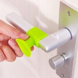 Silicone door handle knob crash pad wall bumper guard door stopper anti collision stop stick.jpg 250x250