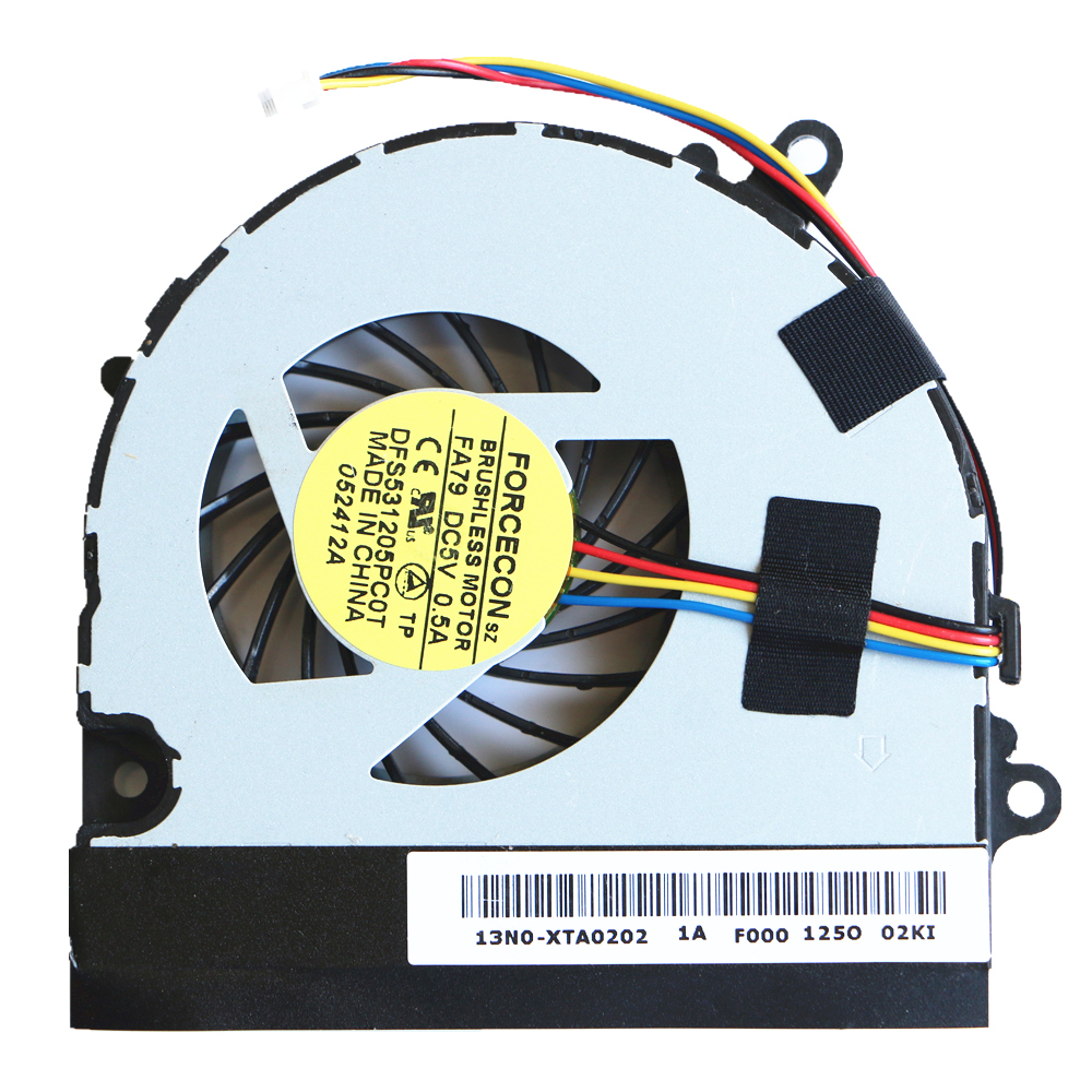 US $6.99 |New Original Cpu Fan For Asus U41 U41J U41JC U41JF Cpu Cooling on