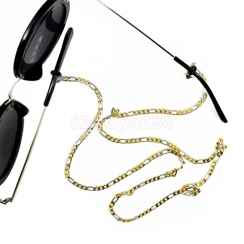 Sunglass Eyeglass Lanyard Strap Glasses Spectacles Neck Cord Holder Chain Stainless Steel