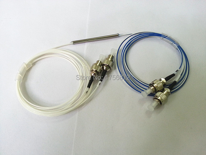 2x2 FC/UPC Fiber Optic Splitter Fiber splitters Fiber pigtails FBT splitters Single-Mode Splitter