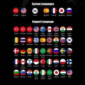 Image 2 - ポータブル無線 Lan スマート音声翻訳グローバルビジネス旅行 traductor デ idiomas en ティエンポリアル多言語