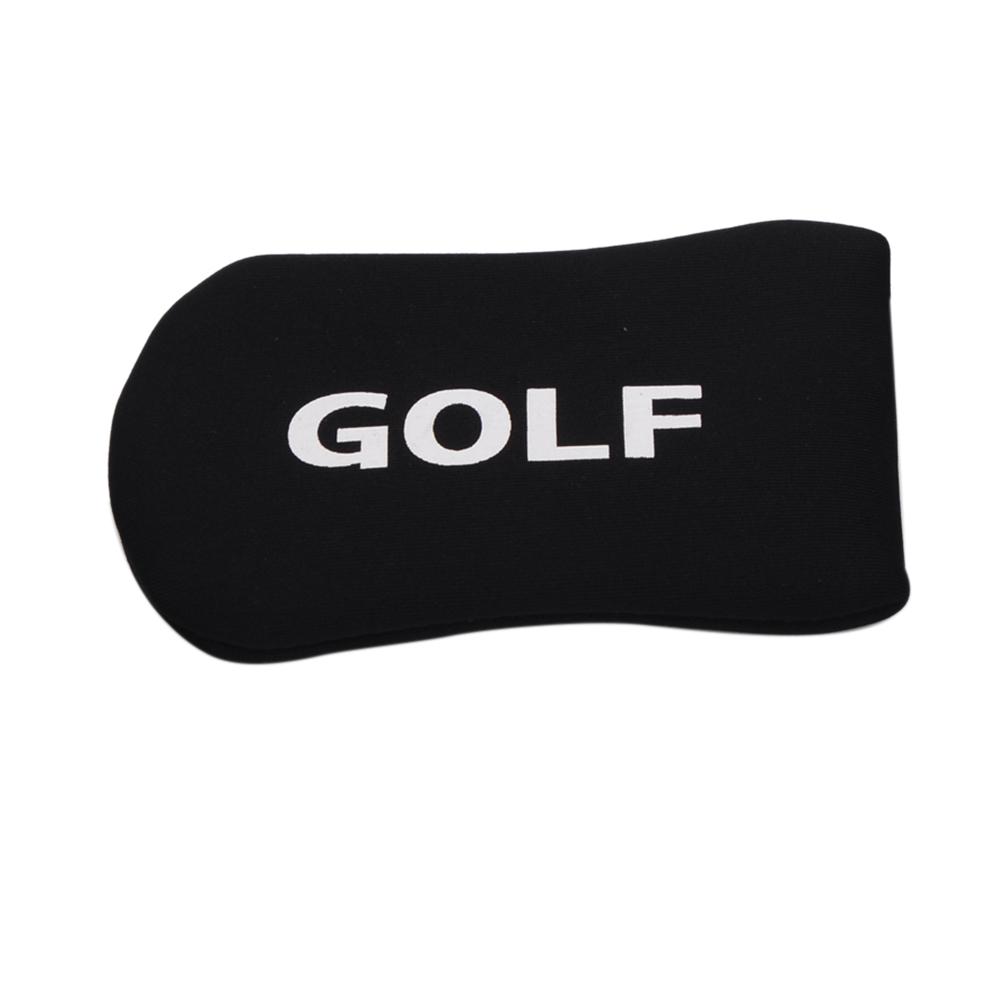 Waterproof Anti Scratch Universal Neoprene Headcover Replacement Thick Club Protector Accessories Golf Putter Cover Durable
