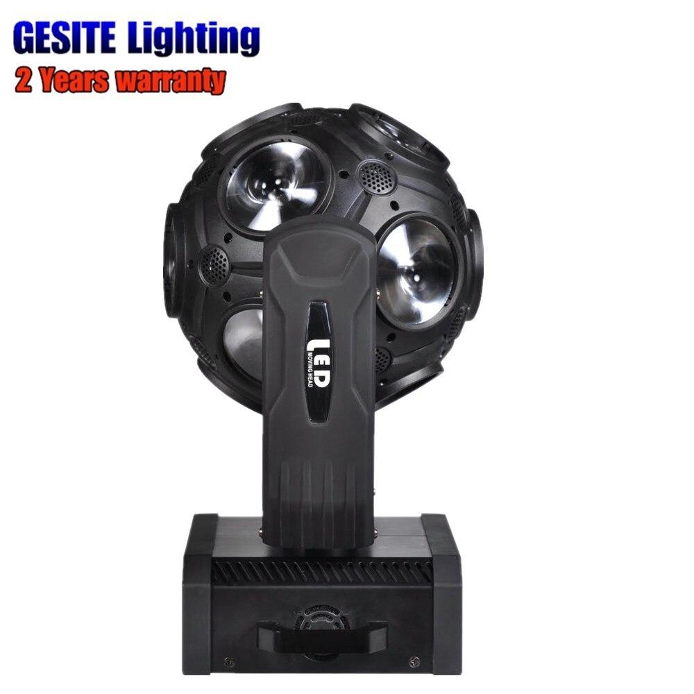 12x20 w RGBW 4IN1 LED Football Tête Mobile Faisceau Disco Balle De Scène De Lumière Pour Dj