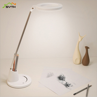 LED table lamp eye plug in electric table lamp primary school children's eyesight home writing bedroom lamp lampen modern table