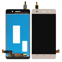 5pcs 5 Inch LCD For Huawei Honor 4C Display Black White Gold Mobile Phone Screen For