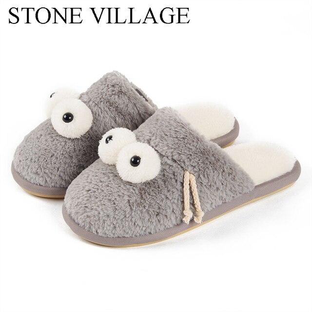 chaussures pantoufles en coton d'hiver semelles de coton arc chaud pantoufles épais dames mode pantoufles en,gris,38