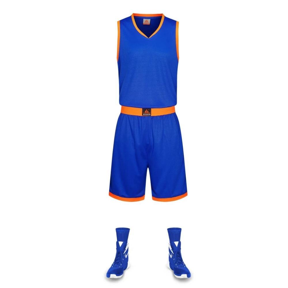 2018 חדש baskeball גופיות, למבוגרים ספורט מדים, מותאם אישית כדור סל סטים, ללא שרוולים חליפת אימוני בגדי כדורסל