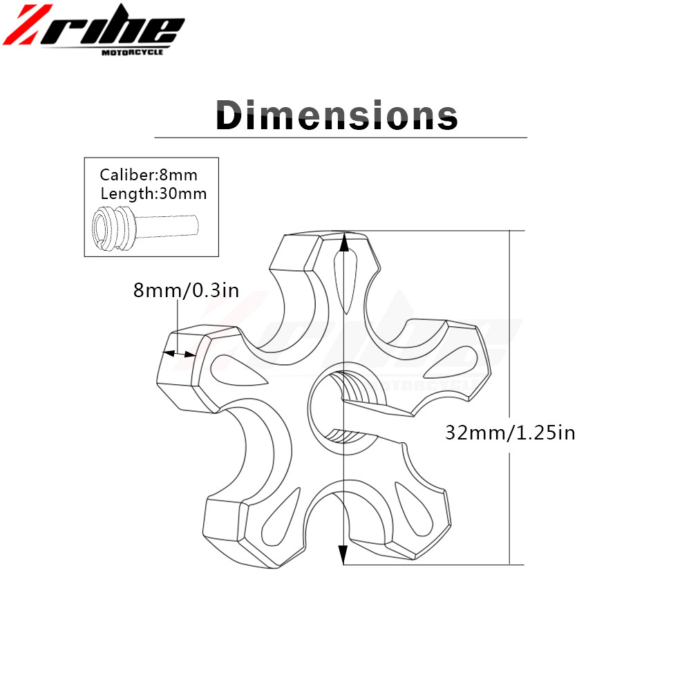Universal Motorcycle 8mm 125 10mm Cnc Aluminum Clutch Wire Kawasaki Zx7 Wiring Diagram Adjustment Cable For Zx7r Zx1100 Zrx1100 Zzr1200 Zg1000 F In Motocycle Covers From