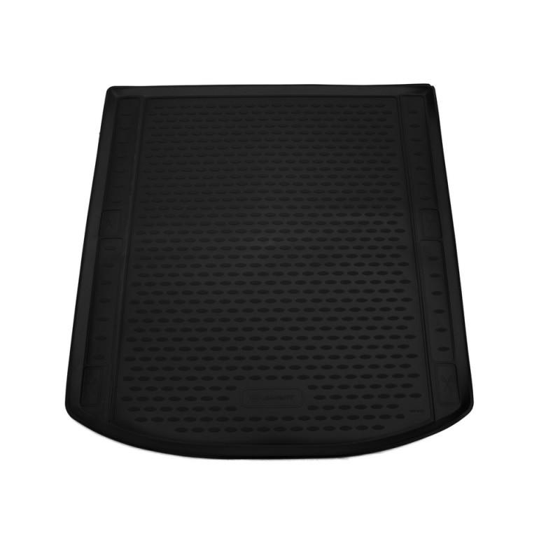 Mat trunk For AUDI A4, 2016->, sedan, (Europe), 1 PCs (polyurethane) for audi a4 carbon rear spoiler v style a4 b9 carbon fiber rear spoiler rear trunk wing 4 doors sedan for audi a4 b9 2016 2017
