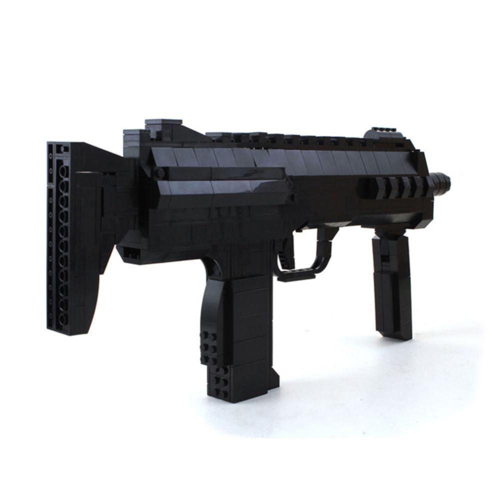 Lego MP7 PDW (working): A LEGO® creation by Jason Treeville ...