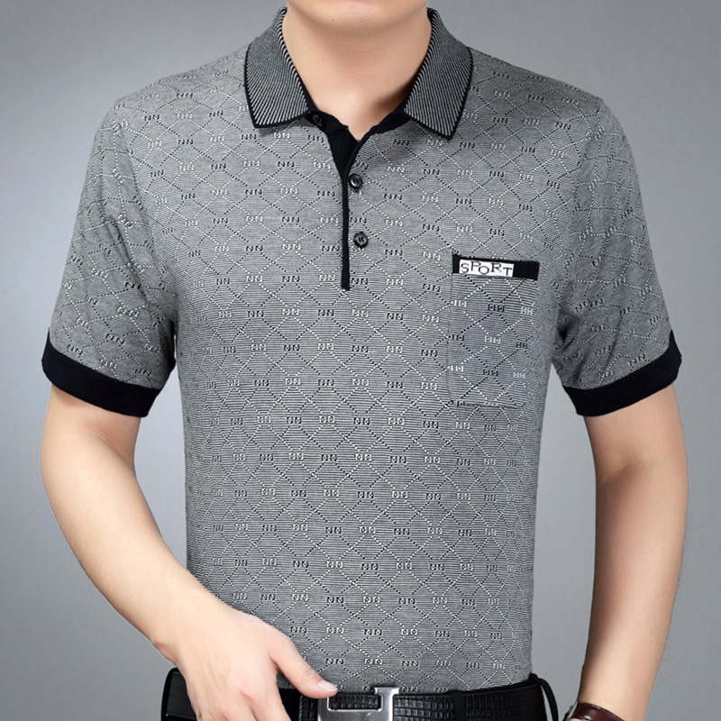 2019 summer short sleeve knitting polo shirt men clothes argyle fashions polos tee shirts pol cool mens clothing poloshirt 800