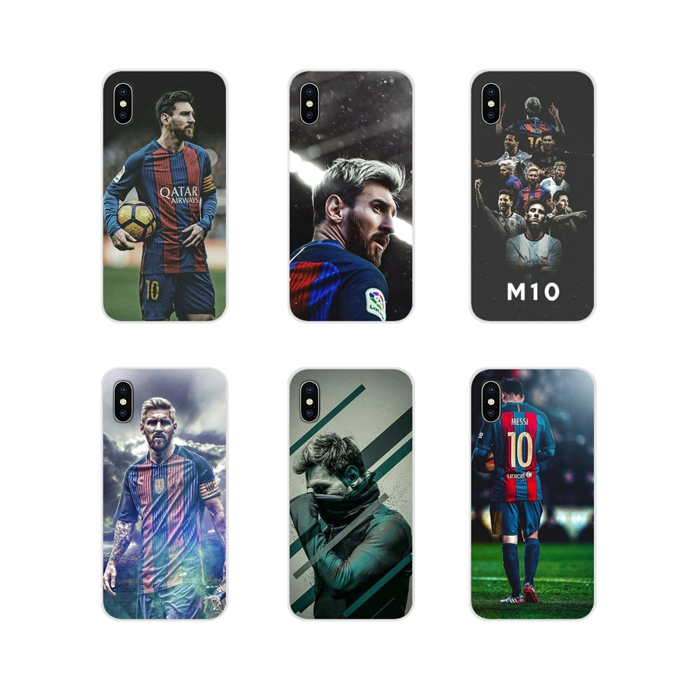 Lionel Messi For Huawei Mate Honor 4C 5C 5X 6X 7 7A 7C 8 9 10 8C 8X 20 Lite Pro Accessories Phone Shell Covers