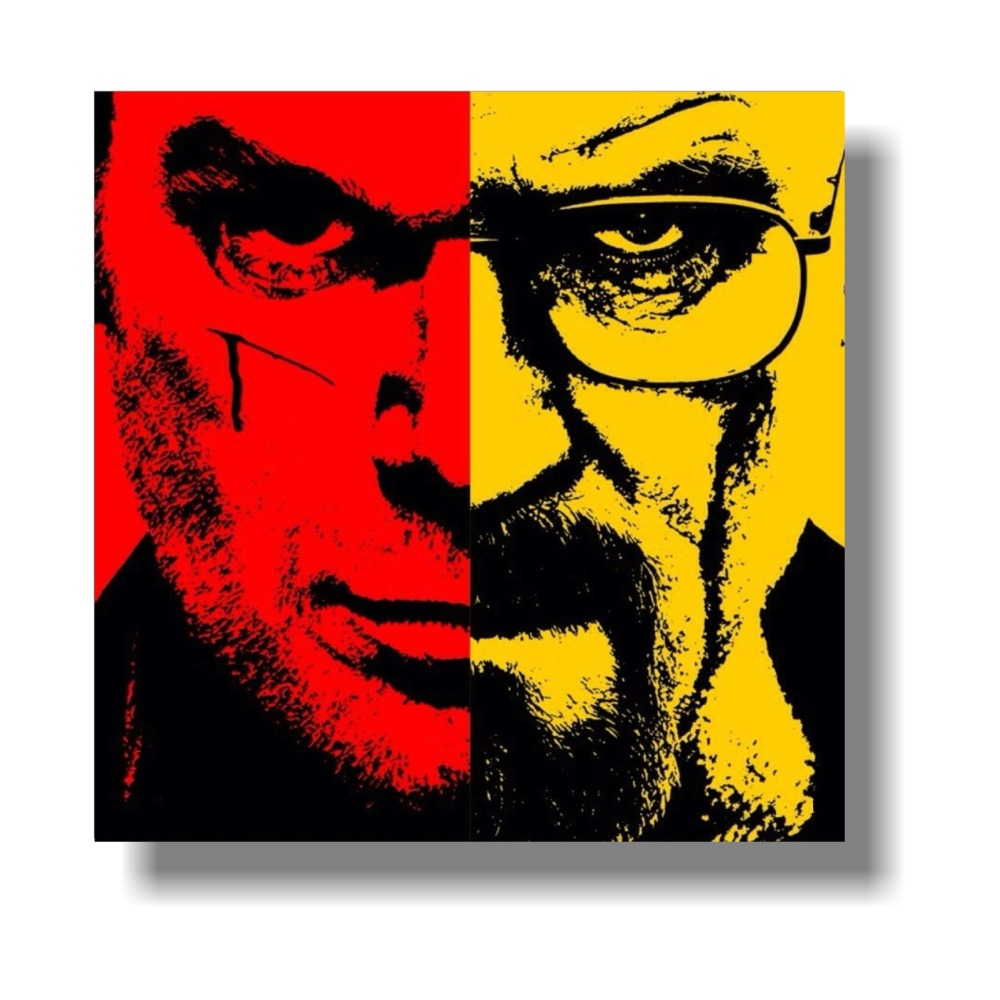 Custom canvas poster Breaking Bad canvas painting poster wall Art ...