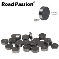Road Passion 188 pcs Motorcycle 7.48mm 7.48 mm Diameter Valve Shims For Yamaha YZF600R YZF R6S YZF R6 YZF R1 YZ250F WR250F