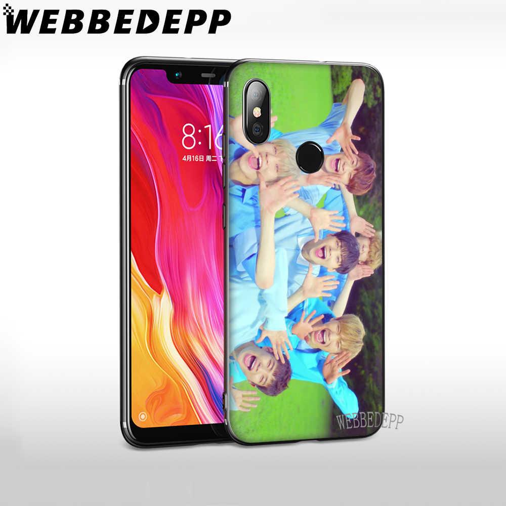 WEBBEDEPP ASTRO Kpop Boy Soft TPU Case Cover voor Huawei P8 P9 P10 P20 P30 Lite Pro P Smart 2019