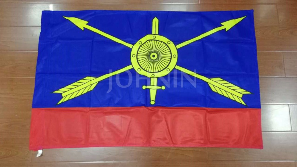 johnin knitted polyester hanging 70*105cm russian CCCP PBCH Strategic Missile Troops USSR flag
