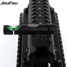 JouFou Tactical Riflescope Accessories Scope Bubble Level for 20mm Weaver / Picatinny Base Mounts