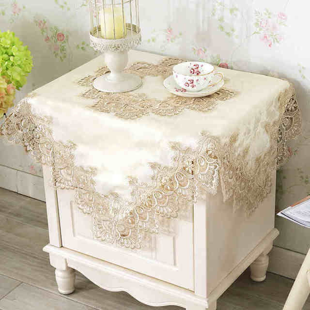 Bedside Table Linens Table Design Ideas