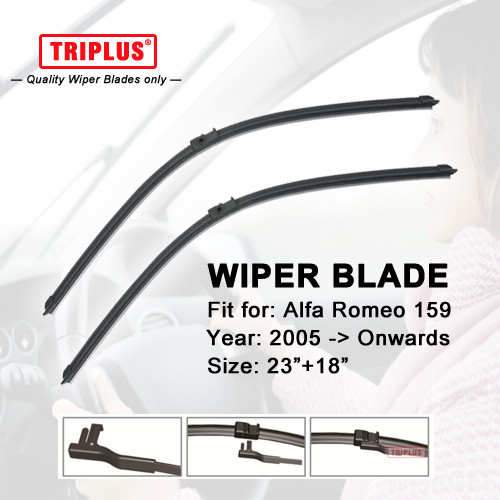 Wiper Blade for font b ALFA b font font b ROMEO b font 159 2005 onwards