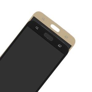 "Image 3 - 5,5 ""AMOLED para SAMSUNG Galaxy J7 LCD pantalla táctil digitalizador de pantalla reemplazo J701F J701M J701MT J701 LCD kit de reparación"