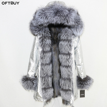 Fox Fur Outerwear Jacket