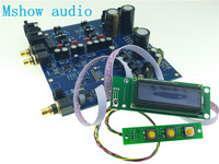 Dual AK4497 AK4497EQ AKM HIFI DAC DSD Decoder XLR DAC Assembled board option XMOS cpld or Amanero usb