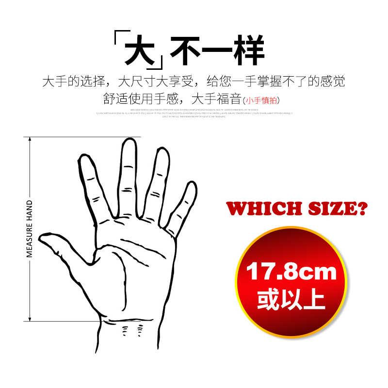 1 قطعة ألمانيا perixx PERIMICE-518 اليد اليسرى السلكية عمودي ماوس برمجة الضوئية شغال ماوس ل يد كبيرة