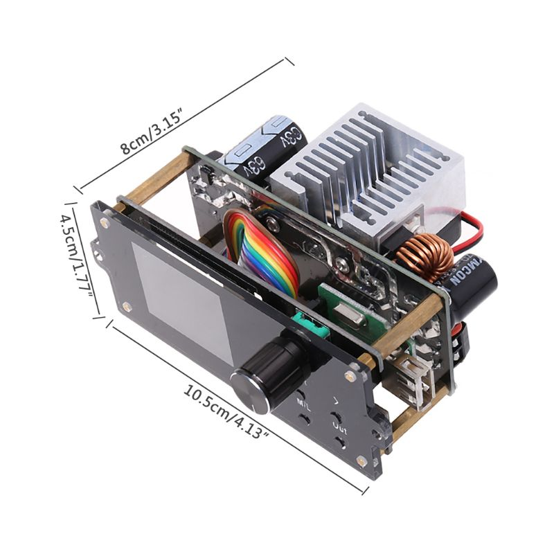 Image 5 - DPX6005S Laboratory Power Supply 60V5A Adjustable CNC DC Voltage Regulator Buck Module Digital LCD Display Voltage and Current-in Voltage Regulators/Stabilizers from Home Improvement