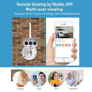 Image 5 - VStarcam C16S WiFi IP 카메라 야외 1080P 보안 카메라 방수 IR 밤 비전 모바일 비디오 감시 CCTV 카메라