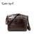 Cobbler legend diseñador mujer marca crossbody bolsa de hombro del cuero genuino bolsos para mujer bolso de las señoras ocasionales 0910006-1