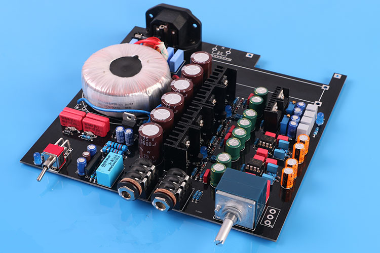 New HIFI A2 Headphone Amplifier DIY Kit Dual 15-18V Reference Beyerdynamic A2 finished a2 pro headphone amplifier hifi reference beyerdynamic a2 headhpone amp diy new