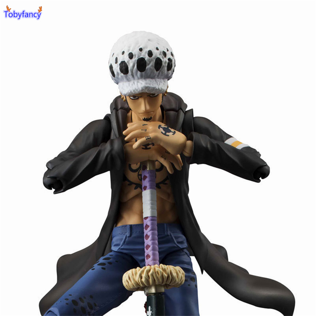 One Piece Law Zero PVC Action Figure Toy