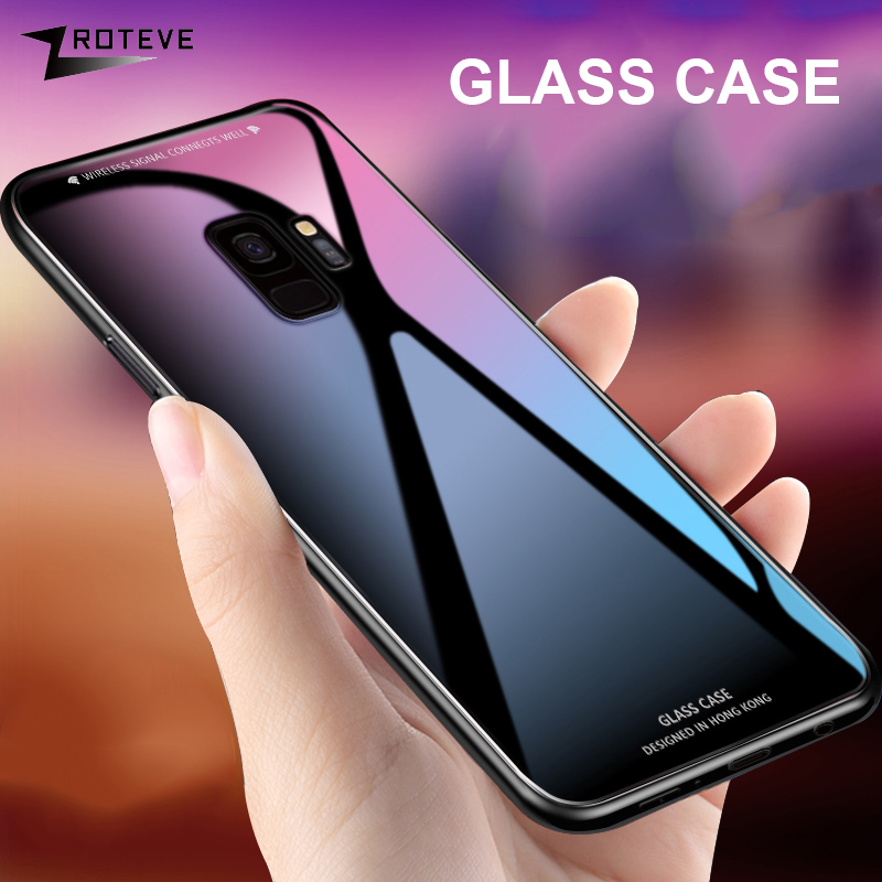 For <font><b>Samsung</b></font> Galaxy J4 <font><b>J6</b></font> <font><b>2018</b></font> Cover ZROTEVE <font><b>Coque</b></font> For <font><b>Samsung</b></font> <font><b>J6</b></font> J8 <font><b>2018</b></font> Case Tempered Glass Cover For <font><b>Samsung</b></font> J4 <font><b>J6</b></font> <font><b>Plus</b></font> Case image