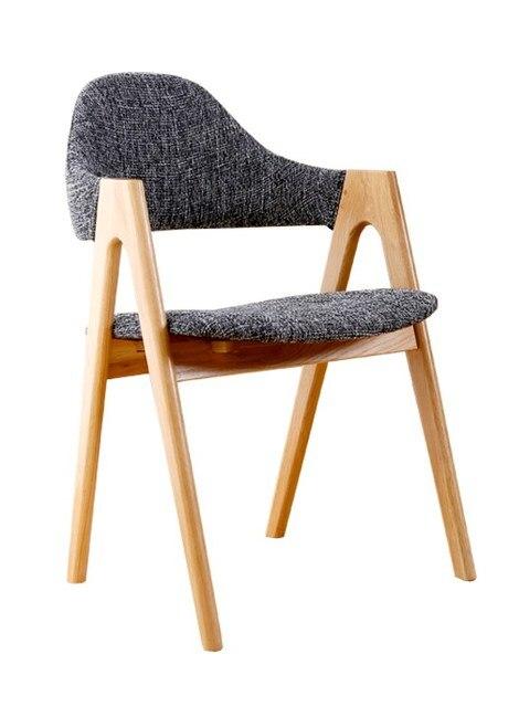 Europa vintage madera maciza Telas arte comedor minimalista moderno ...