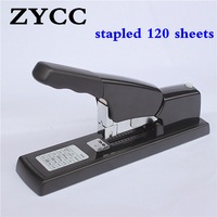 office supplies Strength thick stapler can bind heavy papers 120sheets Thickness binding jumbo heavy duty stapler
