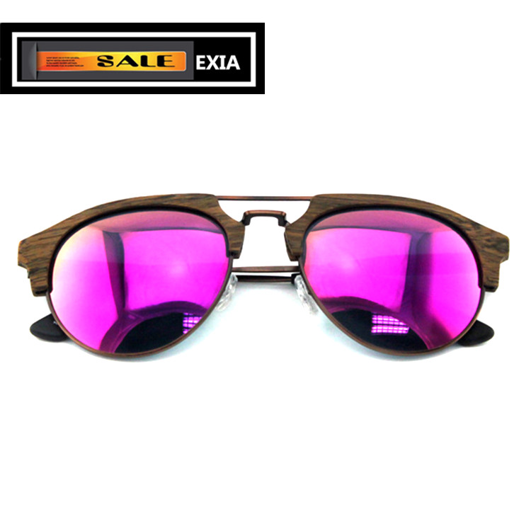 b85ce61d6e7 Sunglasses Acetate Optical Frame with RX Ophthalmic Lenses Polarized CR 39 EXIA  OPTICAL KD 22 Series-in Sunglasses from Apparel Accessories on ...