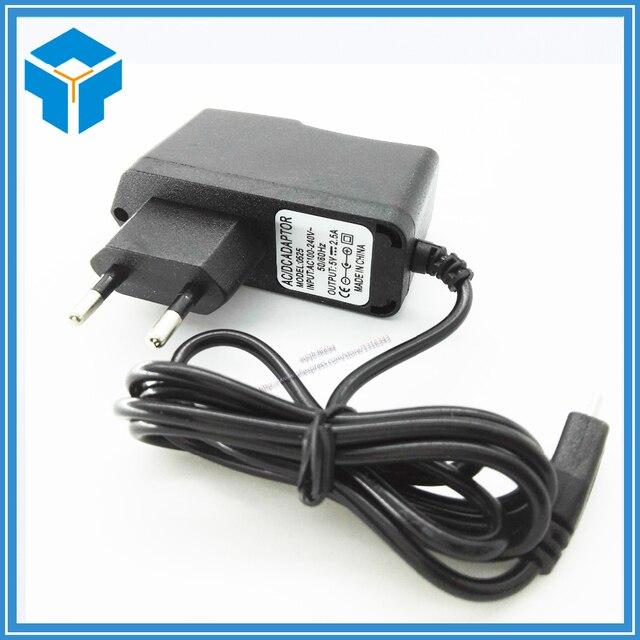 EU Plug:5V/2.5A PI3 Model B Raspberry PI 3 Power Adapter USB Charger ...