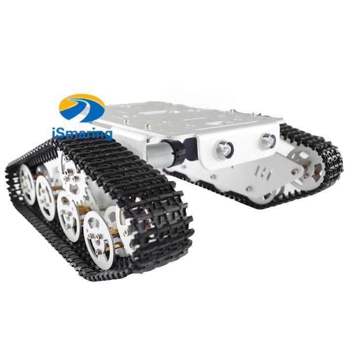 Offizielle ismaring t300 aluminiumlegierung metall roboter panzer ...