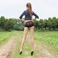 Женщины Lady Sexy Прозрачный Шорты Короткие Штаны С Низкой Талией Эластичный Эластичный Ночной Клуб