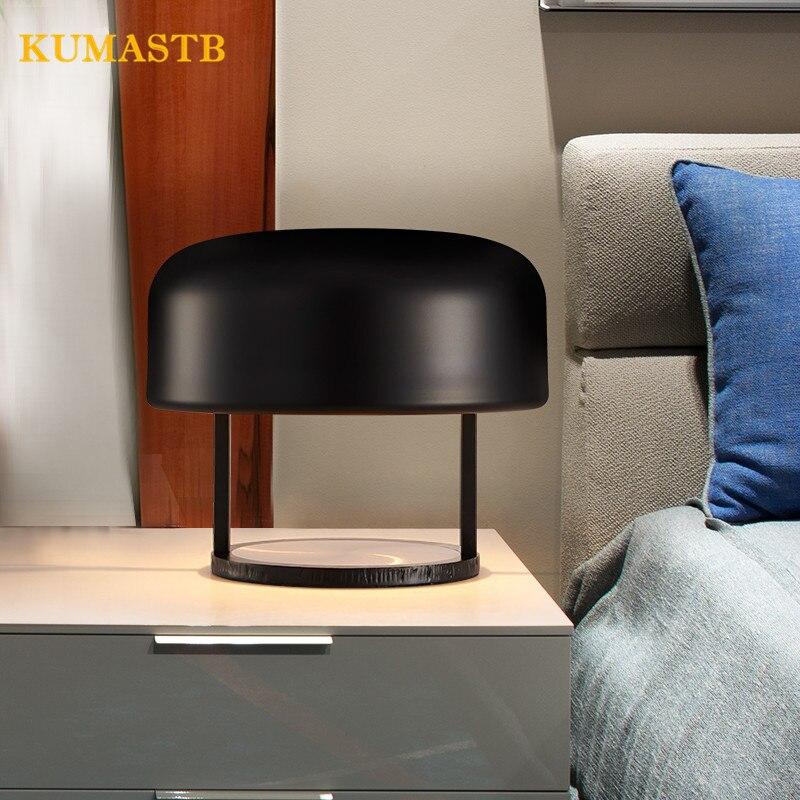 Merveilleux Modern Black Iron Table Lamps Stainless Steel Stand Light Hotel Bedroom  Living Room Decoration Bedside Table Lamp In Table Lamps From Lights U0026  Lighting On ...