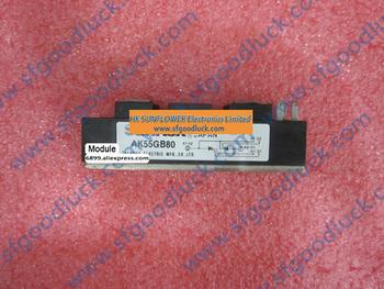 AK55GB80 mocy tyrystory moduł 800 V 55A masy (typowa wartość) 170g tanie i dobre opinie Fu Li