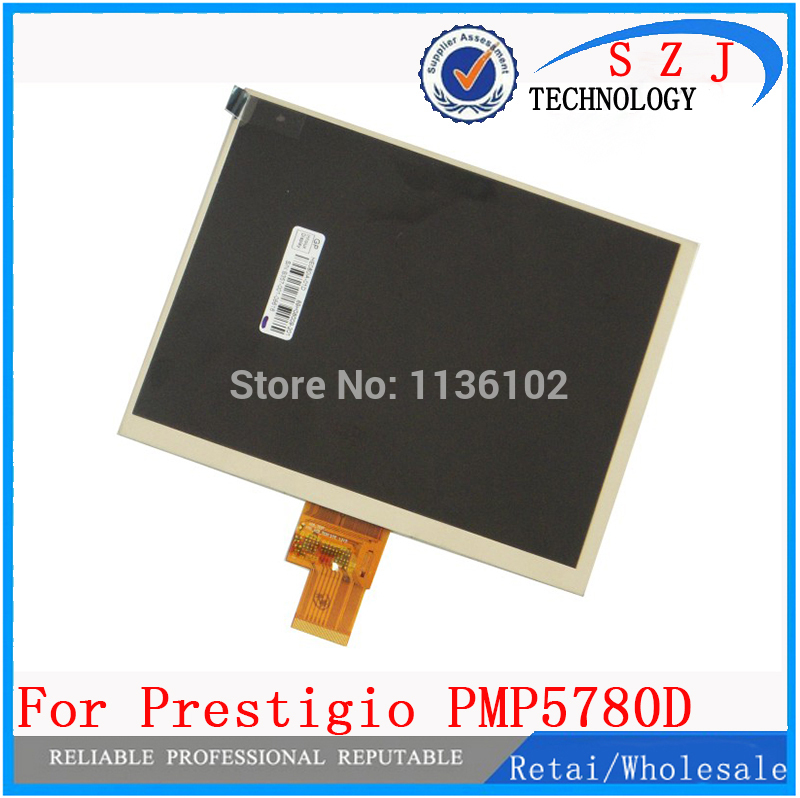 New 8 inch Prestigio MultiPad 8.0 2 PMP5780D PRIME DUO TABLET LCD Display Screen Panel Replacement Matrix Free Shipping 8 inch touch screen for prestigio multipad wize 3408 4g panel digitizer multipad wize 3408 4g sensor replacement
