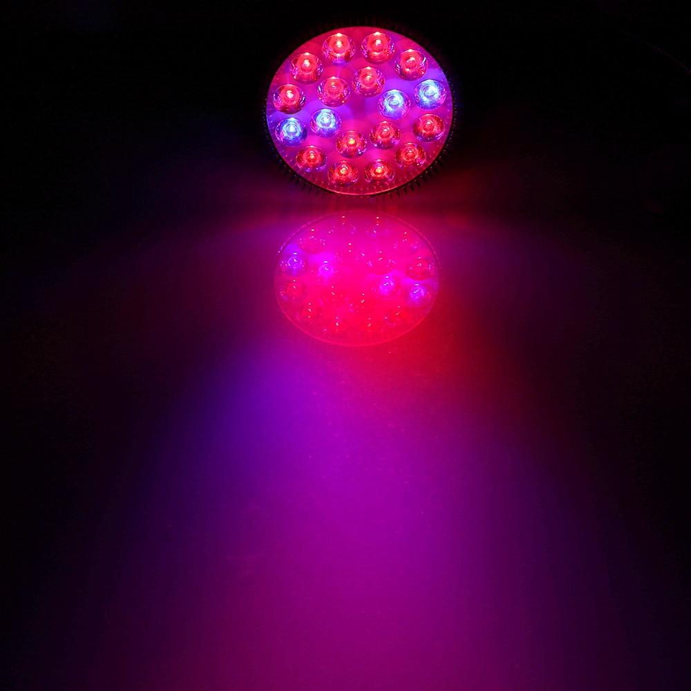 54 w e27 led crescer luz fitoamp