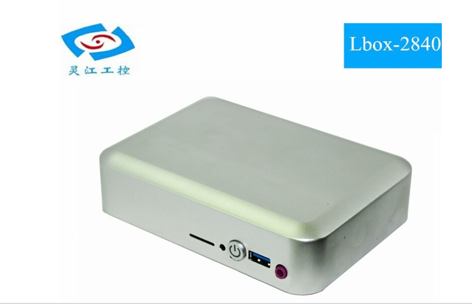 Fanless Mini Industrial computer Cloud computer Supports 3G +WIFI+ Android