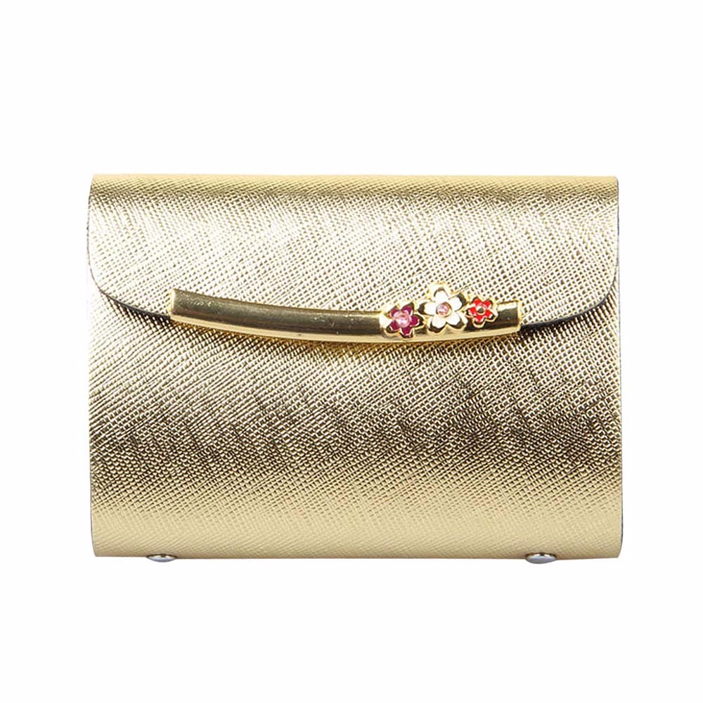 Wallet for cards woman leather credit card holder id solid card wallet for cards woman leather credit card holder id solid card holder business card cases protector tarjetero mujer lovely in card id holders from colourmoves