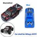 Auto Körper Shell Cover Fall für Wltoys A979 A979-04 1:18 RC Auto Verbesserte Teil