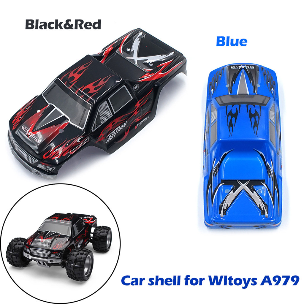 Car Body Shell Cover Case for Wltoys A979 A979-04 1:18 RC Car Upgraded PartCar Body Shell Cover Case for Wltoys A979 A979-04 1:18 RC Car Upgraded Part