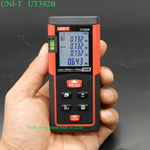 Cheap price Laser Distance Meter UNI-T UT392B 100M Laser Range finder  Digital range finder  Measure Area/volume Tool