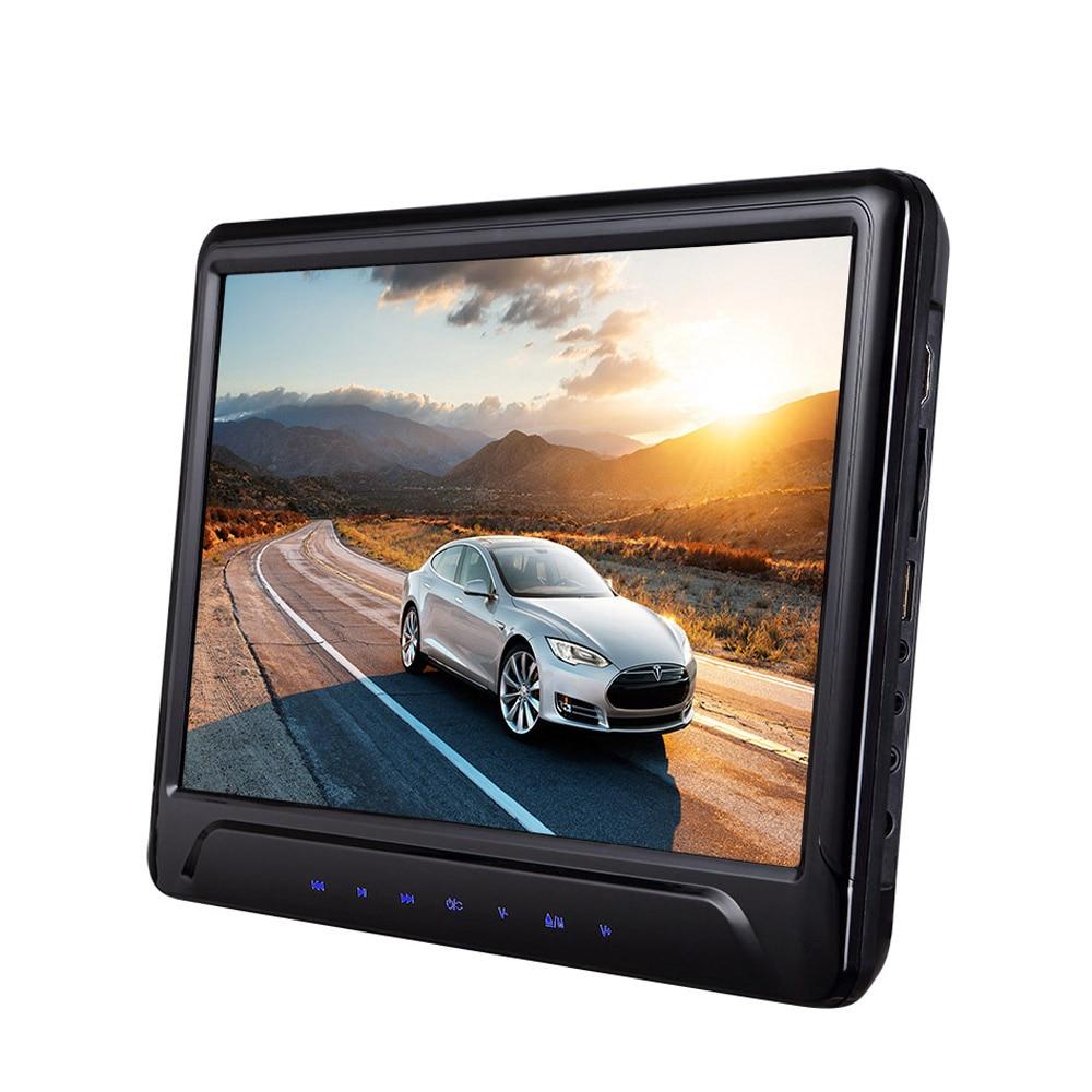 11.6inch Car Headrest DVD Player IR Remote Control Games Emulation SD Card Slot HDMI MP5 1080P Universal Fit